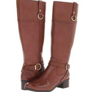 ‼️SHOE SALE‼️ Bandolino Cognac Riding Boots